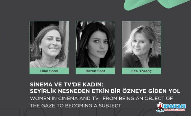 Boğaziçi Film Festivali'nden Sinemada Cinsiyet Eşitliğine Destek!