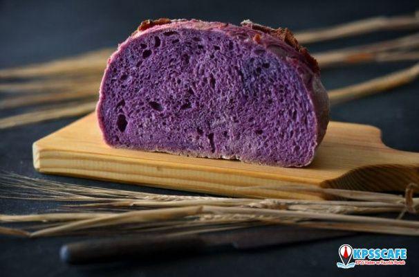 Japon Ekmeği Türkiye'de üretilmeye başlandı! Mor ekmek faydaları nelerdir?