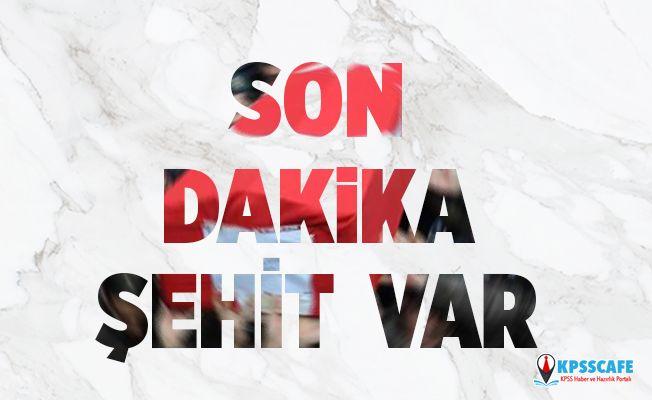 PKK/YPG'den Türk askerine saldırı! MSB acı haberi duyurdu! Şehit ve Yaralı Askerlerimiz Var!