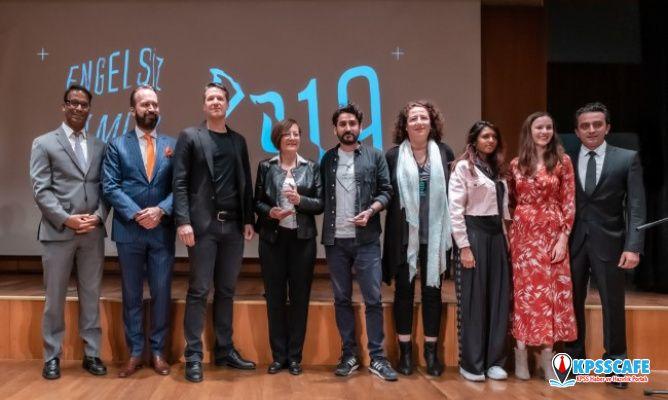 Engelsiz Yarışma Ödülleri Sahiplerini buldu
