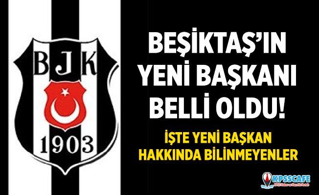 Beşiktaş'ın Yeni Başkanı Belli Oldu! Ahmet Nur Çebi Kimdir? Serveti Ne Kadar?