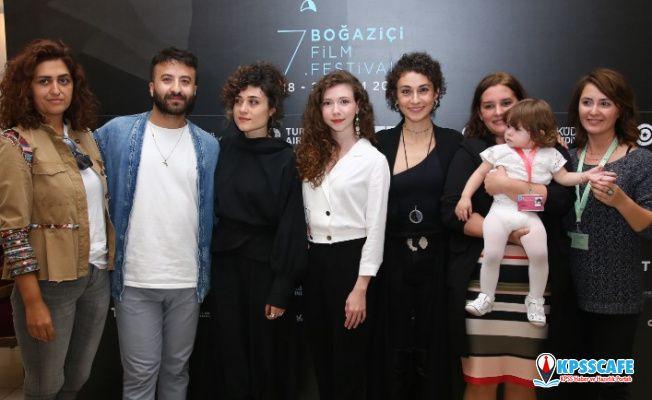 """""""Bağlılık Aslı"""" 7. Boğaziçi Film Festivali'nde Seyirciyle Buluştu!"""