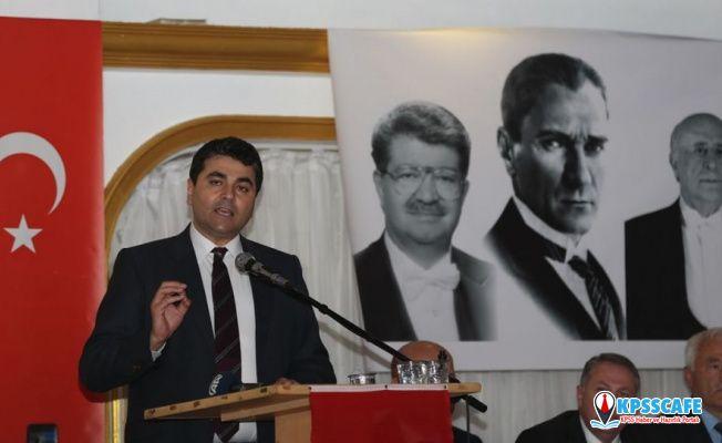Demokrat Parti Genel Başkanı Uysal'dan Barış Pınarı Harekatı'na destek