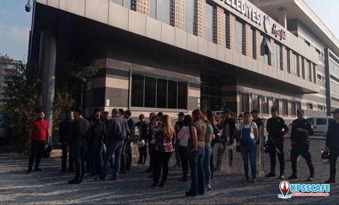 Görevden alınan 3 HDP'li belediye başkanı gözaltına alındı!