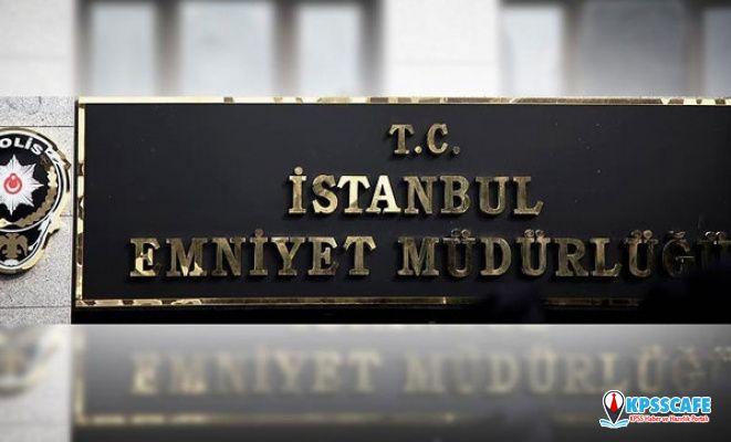 Emniyet müdürlerinin görev yeri değişti! İstanbul Emniyeti'nde yeni görevlendirmeler