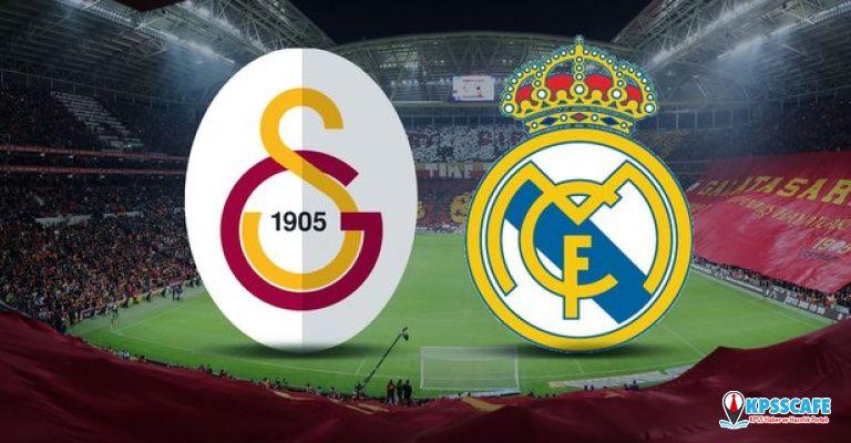 Galatasaray Real Madrid maçı ne zaman, hangi kanalda? 2019 Şampiyonlar Ligi GS Real Madrid maçı saat kaçta?