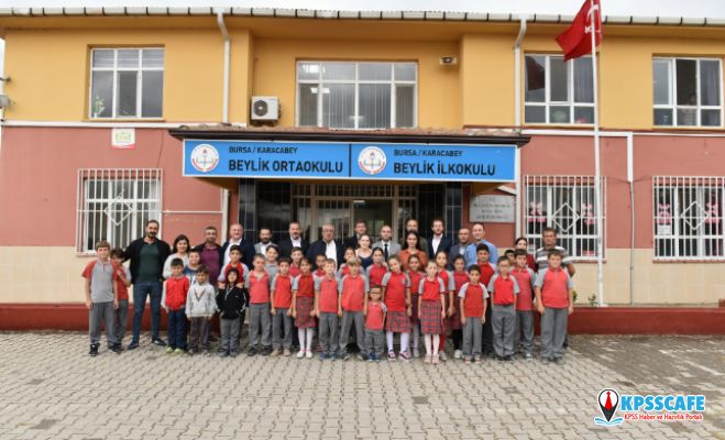 9. New Holland yaren kütüphanesi bursa beylik köyü'nde açıldı