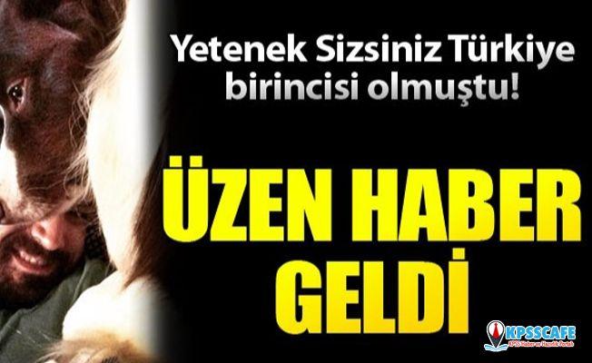 Yetenek Sizsiniz Türkiye Birincisi Öldü!