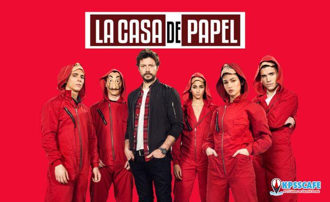 La Casa De Papel 4. sezon ne zaman başlayacak? 2019 La Casa De Papel yeni sezon tanıtım videosu yayınlandı mı?