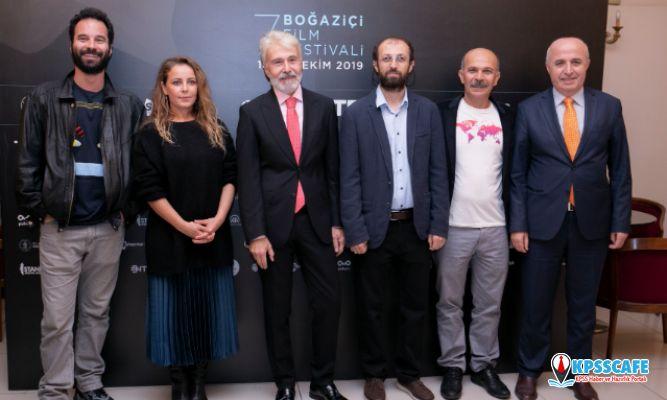 """7. Boğaziçi Film Festivali Seyircileri """"Dilsiz"""" Ekibi ile Bir Araya Geldi!"""