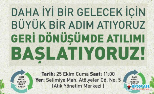 Üsküdar belediyesi, tüm Türkiye'ye örnek olacak 'dönüşümde üsküdar modeli'ni açıklıyor!