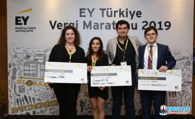 EY Türkiye geleceğin vergi profesyonellerini seçti!