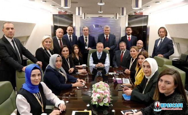Cumhurbaşkanı Erdoğan: YPG bölgeden atılmazsa bizim görev başlar!