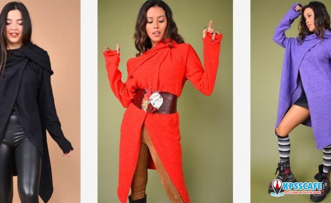 Yeni Sezon Bayan Sweatshirt Modelleri