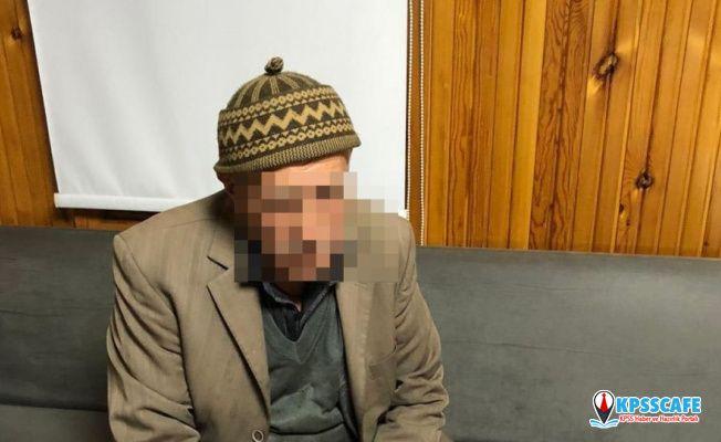 91 yaşındaki dilencinin üzerinden 2 bin 500 lira çıktı