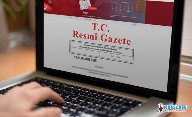 Yargı reform paketi Resmi Gazete'de yayımlandı!
