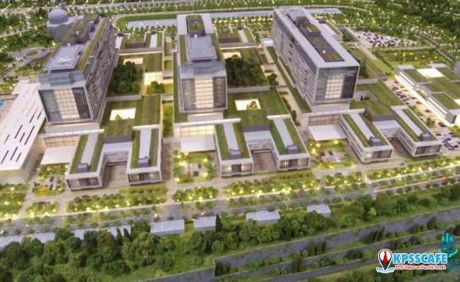 Sancaktepe Şehir Hastanesi ihalesi iptal edildi: Proje 5 yıldır devam ediyordu