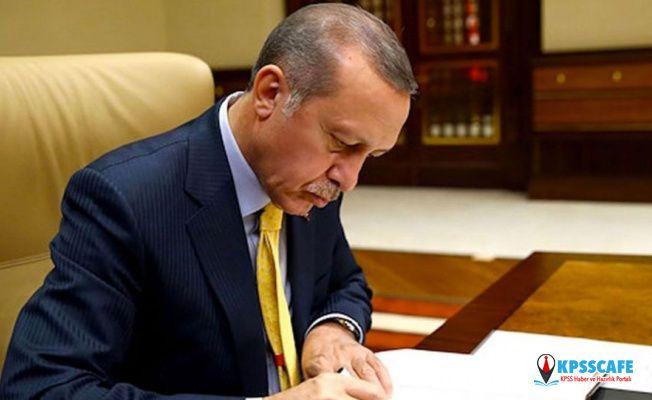 Erdoğan, Yargı Reformu Strateji Belgesi'nin ilk paketini onayladı