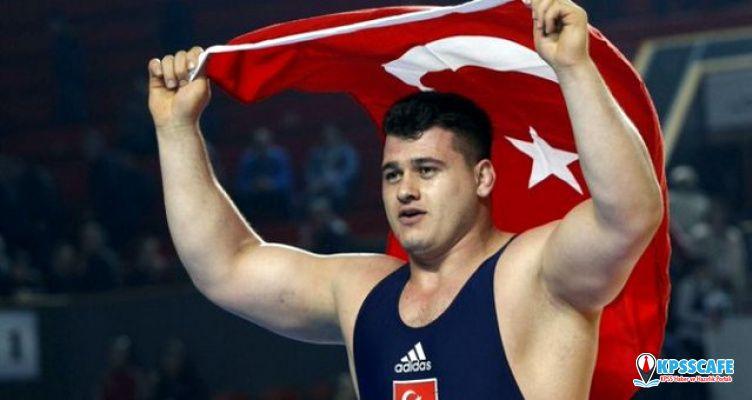 Rıza Kayaalp Dünya Askeri Oyunları'nda şampiyon oldu!