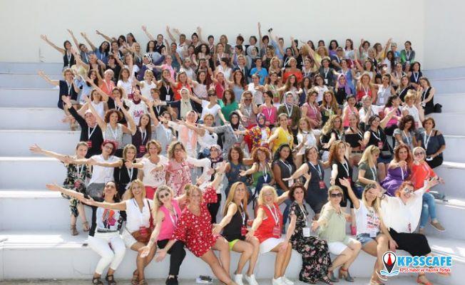 Girişimci Kadınları 13. b-fit Franchise Kongresinde Buluşuyor