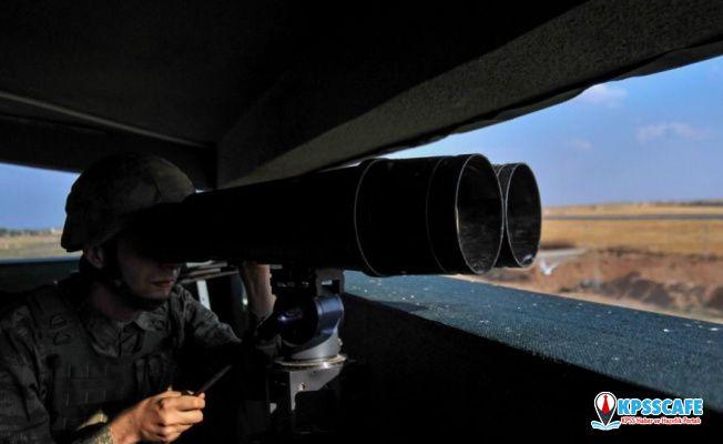 MSB: Barış Pınarı Harekatı alanında keşif gözetleme yapan unsurlarımıza saldırı oldu