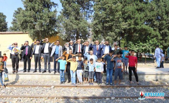 Barış Pınarı Harekatı'na Maltepe Üniversitesi desteği