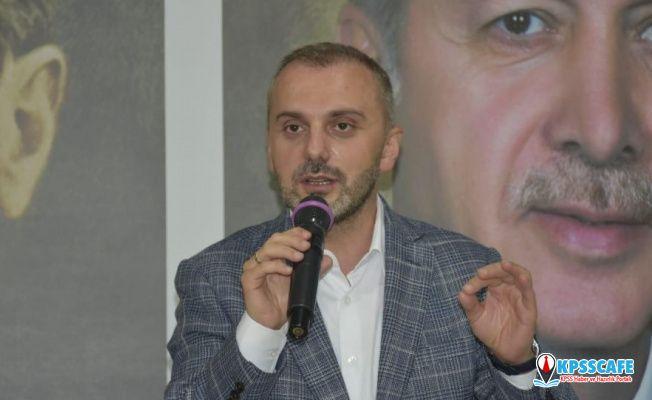 AK Parti Genel Başkan Yardımcısı Kandemir: Türkiye, birilerinin ellerinde baltalarla saldırdığı dev bir çınar