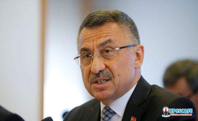 Cumhurbaşkanı Yardımcısı Oktay: TRT'de yayınlanan programların yüzde 39'u kurum dışı yapılıyor