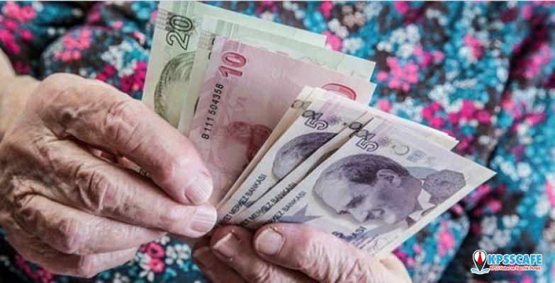 2020 yılı bütçesinden maaşlara zammı çıktı | Emekliye, memura, yaşlıya müjde! Maaşlarda ne kadar artış olacak?