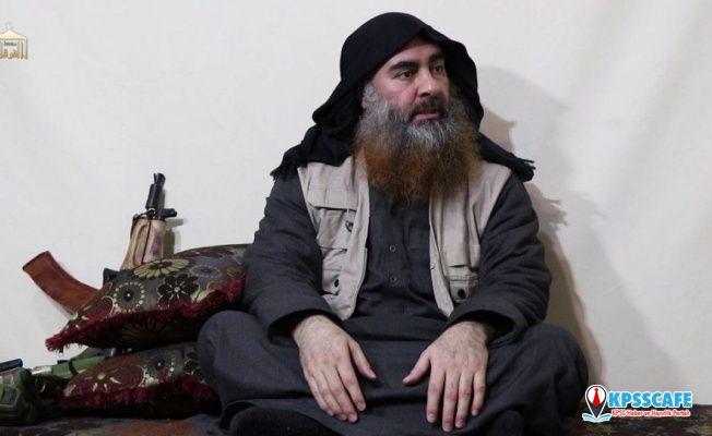 IŞİD lideri Bağdadi'nin öldürüldüğü iddia edilen yer görüntülendi!