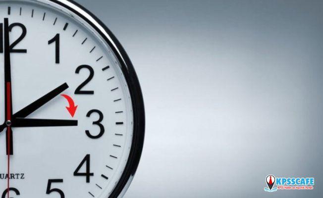 Bakan Dönmez'den yaz saati uygulaması açıklaması