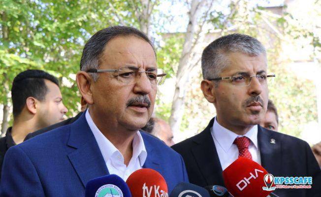 Mehmet Özhaseki: Baykal'dan sonra CHP'nin ekseni kaydı