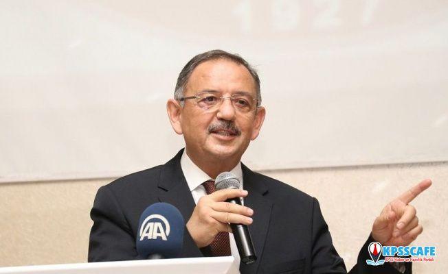 Mehmet Özhaseki: Vatandaş 'Git suç işle' diye, 'Devletin parasını çal' diye mi oy verdi?
