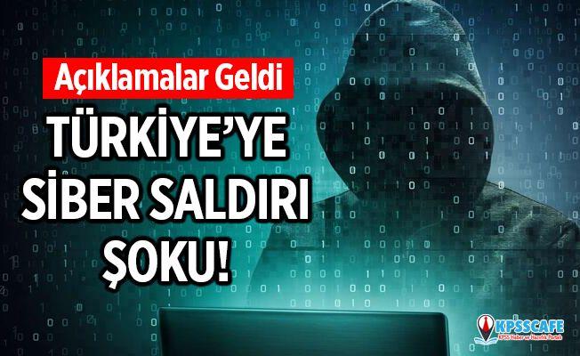 Türkiye'ye Siber Saldırı Şoku: Siber saldırı nedir? Türkiye siber saldırı altında mı?