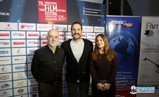 """Frankfurt Türk Filmleri Festivali'nde """"Kapı"""" Açıldı"""
