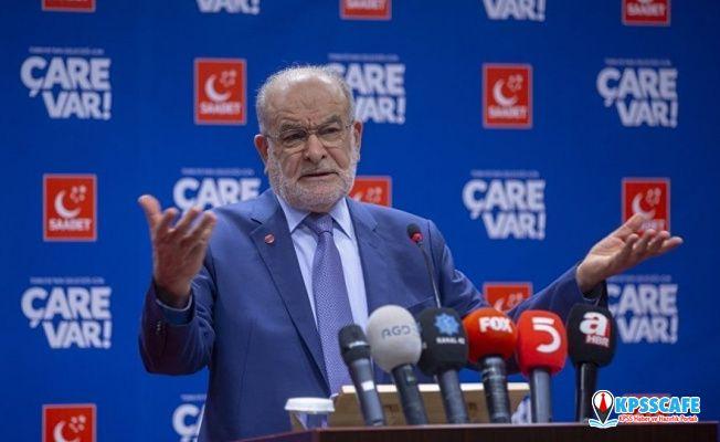 Temel Karamollaoğlu: Her 29 Ekim'de Erbakan Hocamızın latifesini hatırlarız