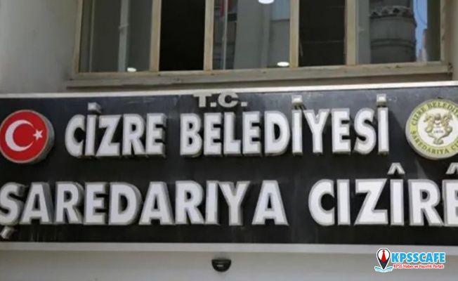 HDP'li başkan görevden alındı! Cizre Belediyesi'ne kayyum atandı