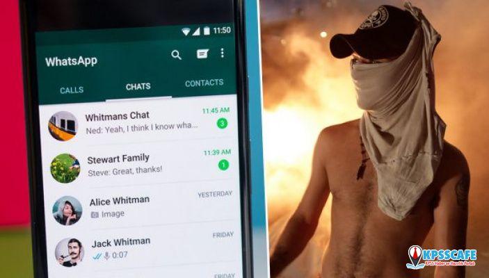 Whatsapp Vergisi Yüzünden Halk Ayaklandı! Başbakan İstifa Etmek Zorunda Kaldı!