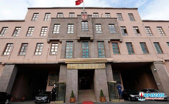 MSB: Rasulayn'da Rejim unsuru olduğunu iddia eden 18 kişi sağ ele geçirildi