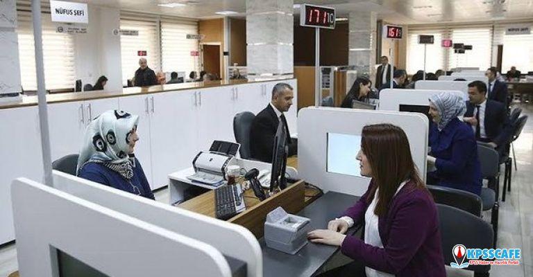 Nüfus Müdürlüğü personel alımı başvurusu için son gün! NVİ genel başvuru şartları nelerdir?