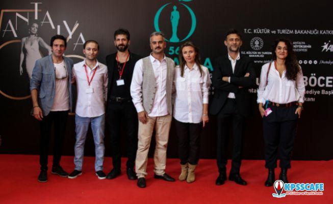 """""""Omar ve Biz"""" Türkiye'deki İlk Gösterimini Antalya'da Yaptı!"""
