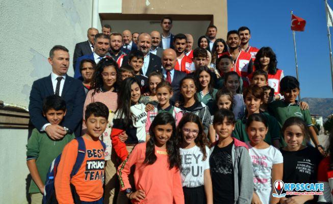 Çorum, Amasya ve Tokatlı öğrenciler 1010 Kâşif arasına katıldı