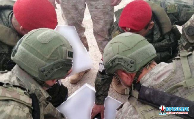 MSB: Rus askeri heyetiyle taktik ve teknik konular görüşüldü