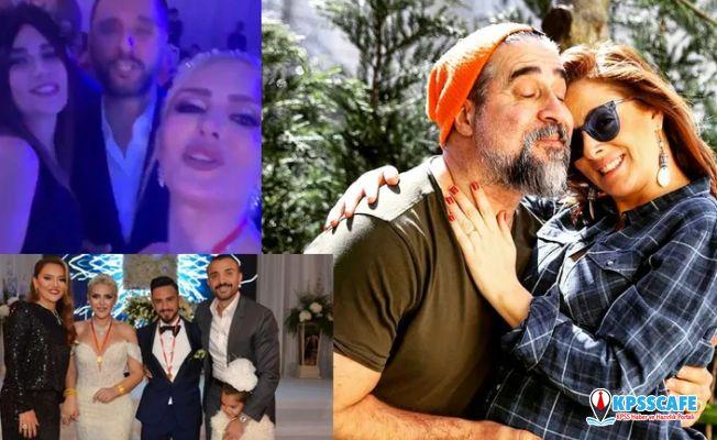Kamal, Selin Ciğerci'nin Düğününe Katılan Ünlülere Tepki Gösterdi