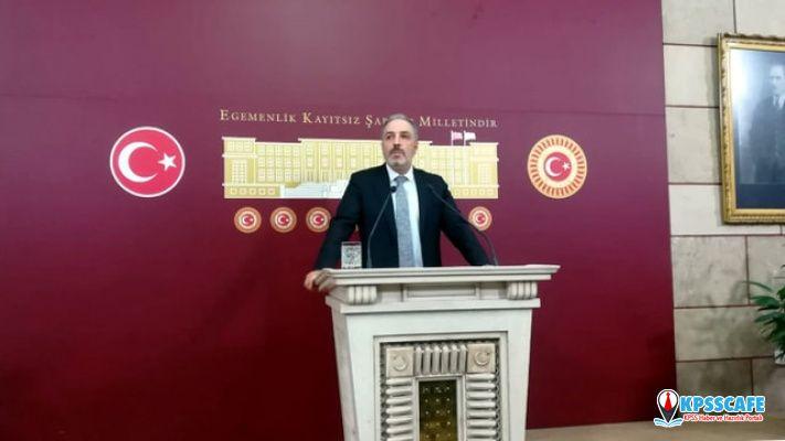 Ak Partili Vekil,Partisinden ve MYK Üyeliğinden İstifa Etti! ''İstifa etmemi Erdoğan istedi''