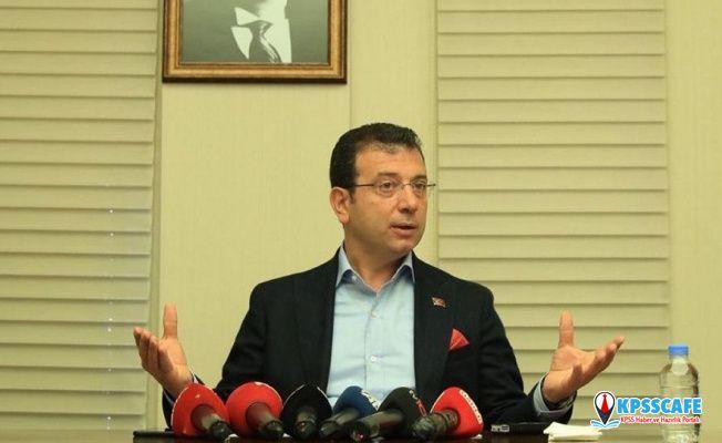 Ekrem İmamoğlu'dan Boğaziçi'nin Cumhurbaşkanlığına devrine ilişkin açıklama!