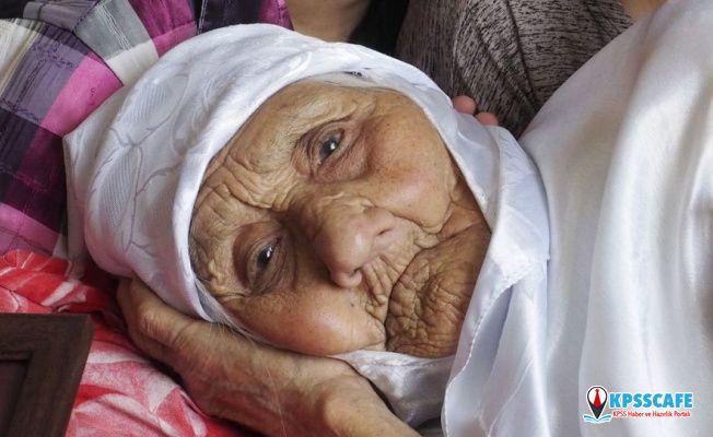 Dünyanın en yaşlı kadını 124 yaşında öldü