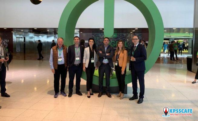 ISS Türkiye Barcelona Innovation Summit'e katıldı