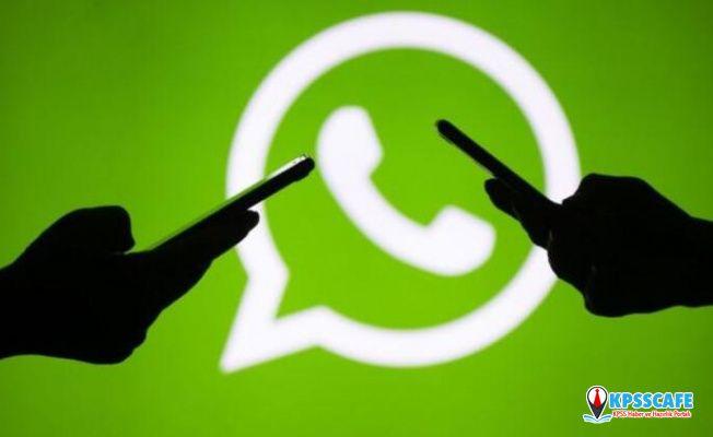 WhatsApp'ta parmak izi dönemi resmen başladı