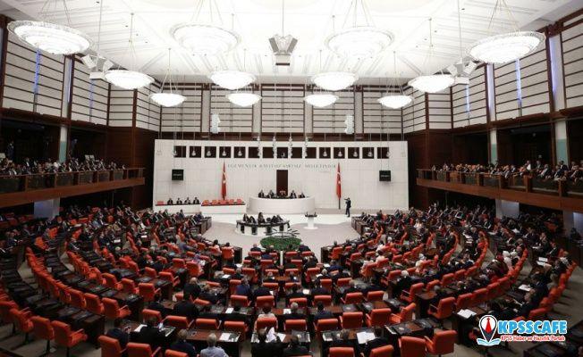 Ak Parti'nin Meclis'teki Milletvekili Sayısı Düştü!
